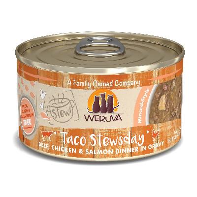 buy Weruva-BFF-OMG-Cat-Taco-Stewsday-Wet-Cat-Food