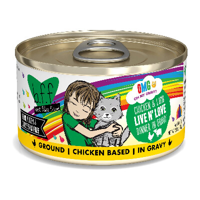 buy Weruva-BFF-OMG-Live-N-Love-Canned-Cat-Food