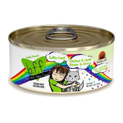 buy Weruva-BFF-OMG-Selfie-Cam-Chicken-Lamb-Canned-Cat-Food