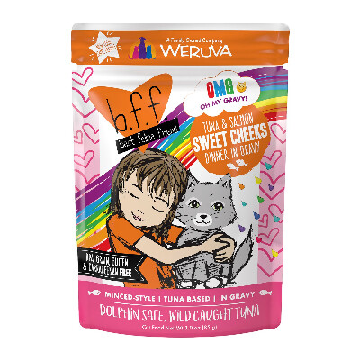 buy Weruva-BFF-OMG-Sweet-Cheeks-Tuna-And-Salmon-Wet-Cat-Food
