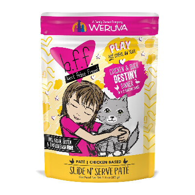buy Weruva-BFF-Play-Pate-Chicken-And-Duck-Destiny-Cat-Food