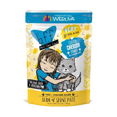 buy Weruva-BFF-Play-Pate-Chicken-Cherish-Cat-Food