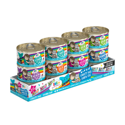 buy Weruva-BFF-Rainbow-Road-Variety-Pack-Canned-Cat-Food