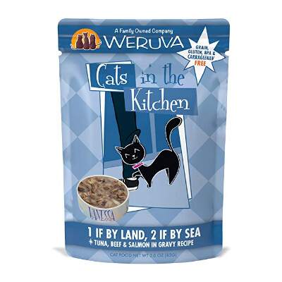 buy Weruva-Cats-In-The-Kitchen-1-If-By-Land-2-If-By-Sea-Tuna-Cat-Food