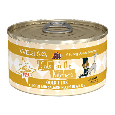 buy Weruva-Cats-In-The-Kitchen-Chicken-And-Salmon-Canned-Cat-Food