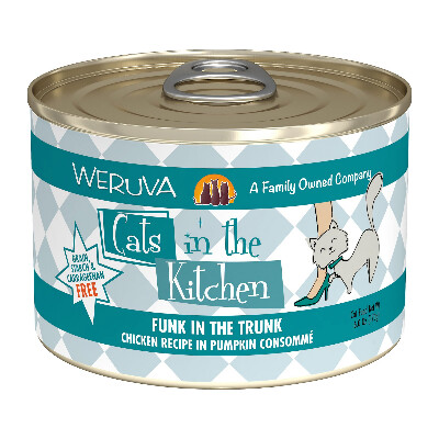 buy Weruva-Cats-In-The-Kitchen-Chicken-in-Pumpkin-Consomm-Canned-Cat-Food