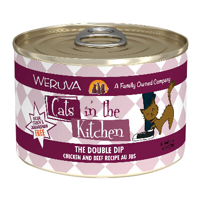 buy Weruva-Cats-In-The-Kitchen-The-Double-Dip-Canned-Cat-Food