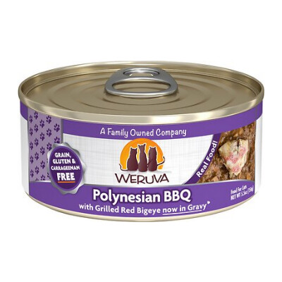 buy Weruva-Cats-in-the-Kitchen-Classic-Polynesian-BBQ-Canned-Cat-Food