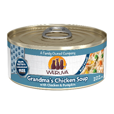 buy Weruva-Cats-in-the-Kitchen-Grandmas-Chicken-Soup-Canned-Cat-Food