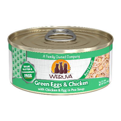 buy Weruva-Cats-in-the-Kitchen-Green-Eggs-And-Chicken-Canned-Cat-Food
