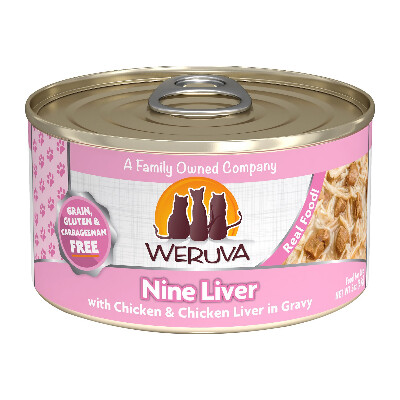 buy Weruva-Cats-in-the-Kitchen-Nine-Liver-Canned-Cat-Food