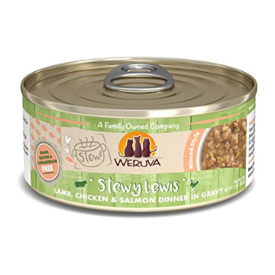 buy Weruva-Classic-Cat-Stewy-Lewis-Canned-Cat-Food