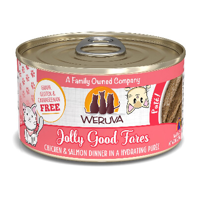 buy Weruva-Classic-Jolly-Good-Fares-Canned-Cat-Food