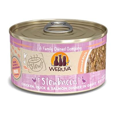 buy Weruva-Classic-Stewbacca-Canned-Cat-Food