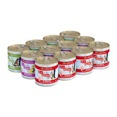 buy Weruva-Dogs-in-the-Kitchen-Doggie-Dinner-Dance-Variety-Pack-Canned-Dog-Food