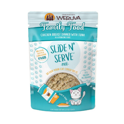 buy Weruva-Family-Food-Chicken-Breast-Dinner-With-Tuna-For-Cats
