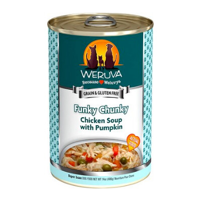 buy Weruva-Funky-Chunky-Chicken-Soup-Canned-Dog-Food