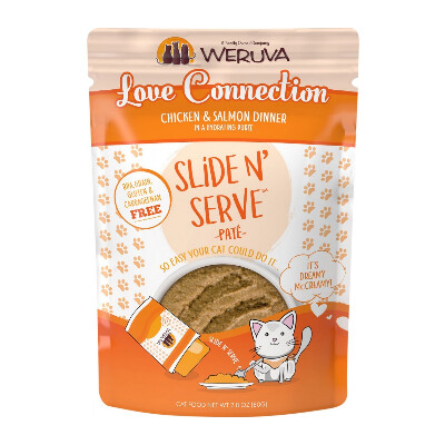buy Weruva-Love-Connection-Chicken-Salmon-Dinner-Pat-Grain-Free-Cat-Food