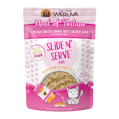 buy Weruva-Meal-of-Fortune-Chicken-Breast-Dinner-With-Chicken-Liver-Pat-Grain-Free-Cat-Food