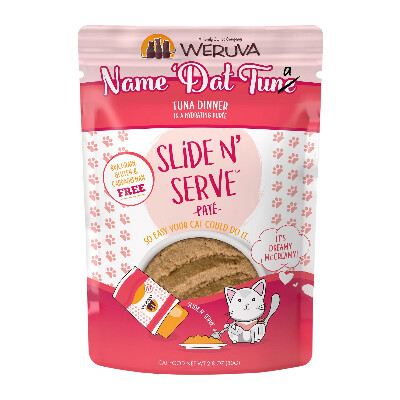 buy Weruva-Slide-N-Serve-Name-Dat-Tuna-Pat-Grain-Free-Cat-Food