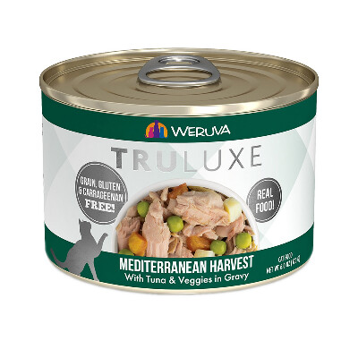 buy Weruva-Truluxe-Mediterranean-Harvest-Canned-Cat-Food