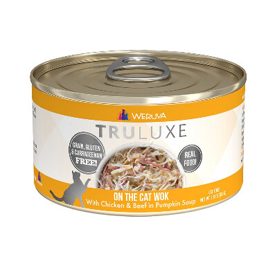 buy Weruva-Truluxe-On-The-Cat-Wok-Canned-Cat-Food