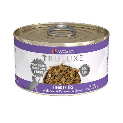 buy Weruva-Truluxe-Steak-Frites-Canned-Cat-Food