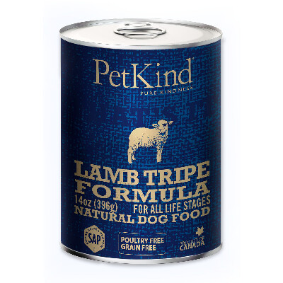buy petkind-premium-lamb-tripe-canned-dog-food