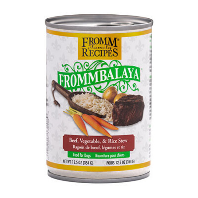 buy Frommbalaya-Beef-Rice-Vegetable-Stew-Canned-Dog-Food