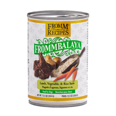 buy Frommbalaya-Lamb-Rice-Vegetable-Stew-Canned-Dog-Food