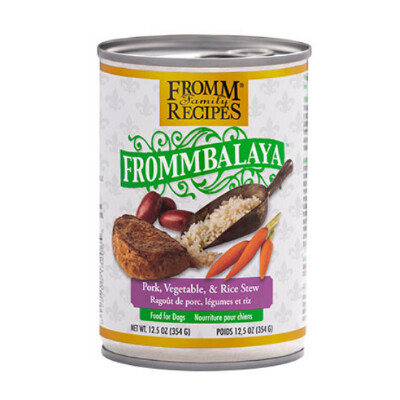 buy Frommbalaya-Pork-Rice-Vegetable-Stew-Canned-Dog-Food