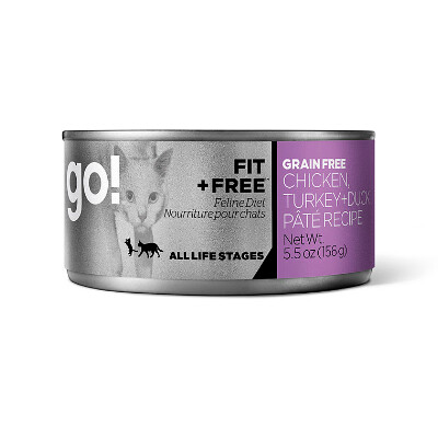 buy GO-Fit-And-Free-Chicken-Turkey-Duck-Stew-Canned-Cat-Food