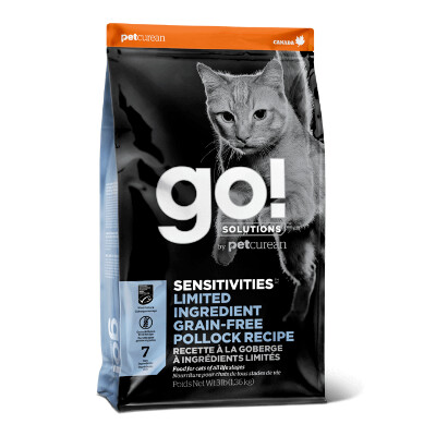 buy GO-Sensitivities-Limited-Ingredient-Pollock-For-Cats