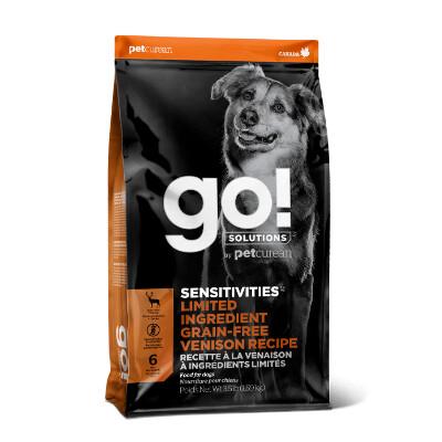 buy GO-Sensitivities-Venison-Limited-Ingredient-Dog-Food