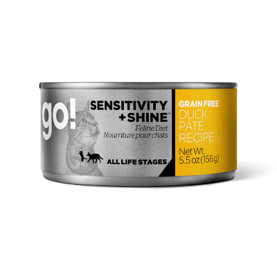 buy GO-Sensitivity-And-Shine-Duck-Pt-Canned-Cat