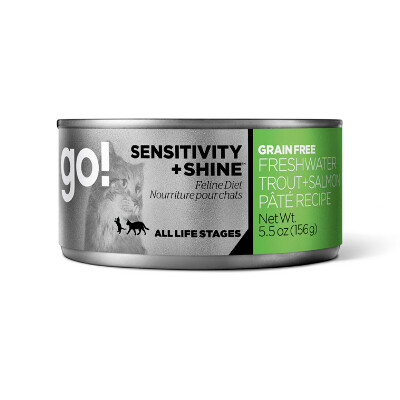 buy GO-Sensitivity-And-Shine-Trout-Pt-Canned-Cat-Food