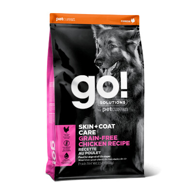 buy GO-Skin-and-Coat-Care-Grain-Free-Chicken-Dog