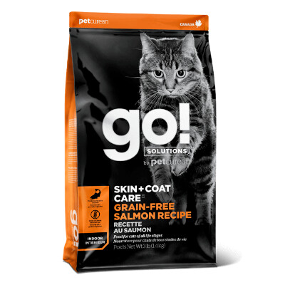 buy GO-Skin-and-Coat-Care-Grain-Free-Salmon-Cat-Food