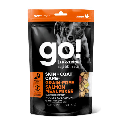 buy Go-Skin-And-Coat-Care-Salmon-Mixer-For-Dogs