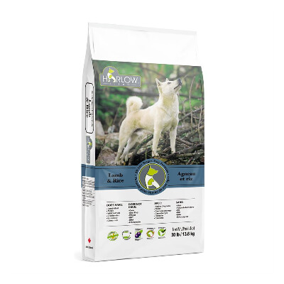buy Harlow-Blend-Lamb-And-Rice-Dog-Food