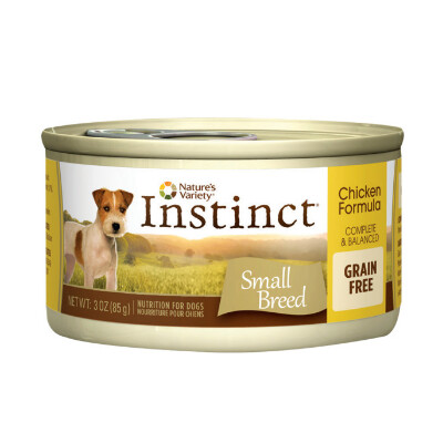 buy Natures-Variety-Instinct-Chicken-Small-Breed-Dog-Canned-Food