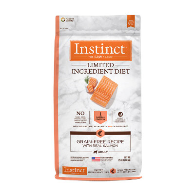buy Natures-Variety-Instinct-Limited-Ingredient-Salmon-Dog-Food