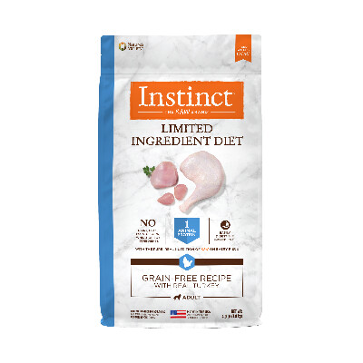 buy Natures-Variety-Instinct-Limited-Ingredient-Turkey-Dog-Food