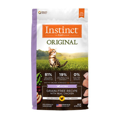 buy Natures-Variety-Instinct-Original-Chicken-Kitten-Food