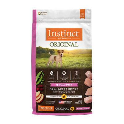 buy Natures-Variety-Instinct-Original-Chicken-Small-Breed-Dog-Food