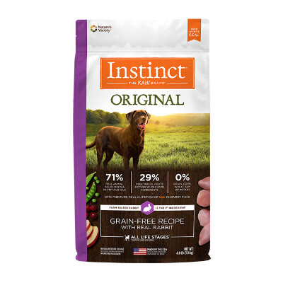 buy Natures-Variety-Instinct-Original-Rabbit-Dog-Food