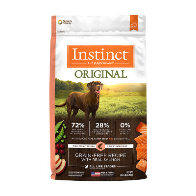 buy Natures-Variety-Instinct-Original-Salmon-Dog-Food