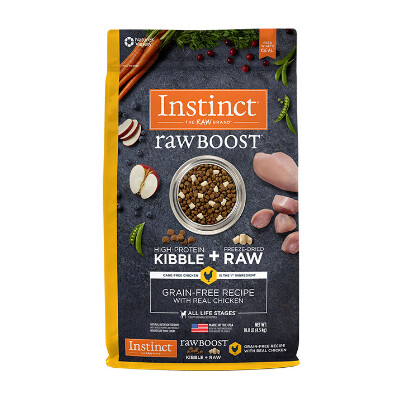 buy Natures-Variety-Instinct-Raw-Boost-Chicken-Dog-Food