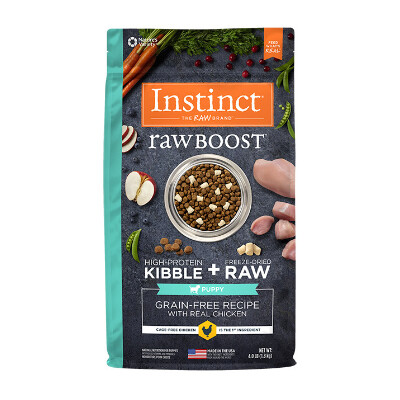 buy Natures-Variety-Instinct-Raw-Boost-Chicken-Puppy-Food