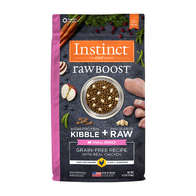 buy Natures-Variety-Instinct-Raw-Boost-Chicken-Small-Breed-Dog-Food